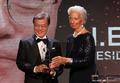 文大統領 「グローバル市民賞」受賞