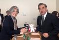 Chefs des diplomaties sud-coréenne et chinoise