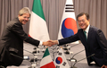 Sommet Séoul-Rome