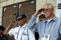 Visita de los veteranos de guerra puertorriqueños