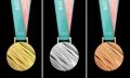 Médailles pour les JO de PyeongChang