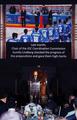 Moon promociona las Olimpiadas de PyeongChang