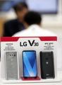 El teléfono inteligente V30 de LG
