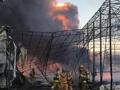 경기 광주 포장재 공장서 폭발 동반 화재…21명 부상(종합)