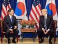 Moon, Trump agree on Korea's development of advanced military assets