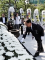 Memorial for Korean victims of forced labor