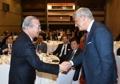 El vice primer ministro de Bégica en Seúl