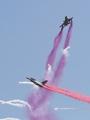 Maniobras de los aviones exploradores RF-16