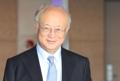 El jefe de la AIEA visita Corea del Sur