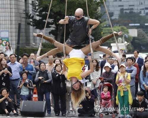 [2018 평창] 거리와 광장으로 뛰쳐나온 문화예술