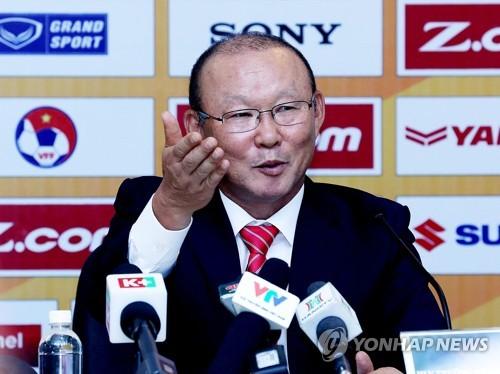 '박항서 기적' 베트남, 카타르 꺾고 AFC U-23 결승 진출