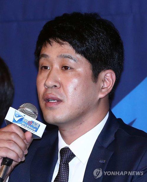 """김종민 감독 """"이바나 어깨 통증…검사 결과는 괜찮아"""""""