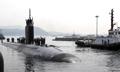 Un submarino nuclear de EE. UU. en Corea del Sur