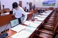 Jour J de l'audit parlementaire