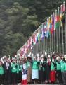 Líderes globales del 'Saemaeul'