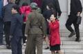 北朝鮮兵の反応は?