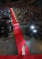 釜山映画祭のレッドカーペット