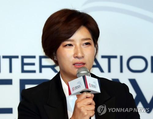 박세리, 내년 여자골프 국가대항전 명예 조직위원장 위촉(종합)