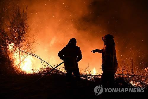 106명 숨진 포르투갈 산불 사태로 내무장관 사임