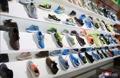 Zapatillas deportivas fabricadas en Corea del Norte