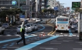 済州島にもバス専用レーン