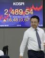 総合株価指数 3日ぶりに最高値更新