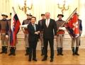 丁의장, 러시아·폴란드·슬로바키아 순방 마치고 귀국