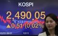 코스피 새 역사 썼다…2,490.05 마감·장중 2,500 돌파(종합)