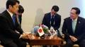 韓日国防相が会談