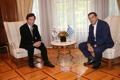 PM coréen et grec