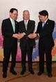 Diálogo trilateral de Defensa