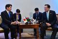 Ministres de la Défense Séoul-Tokyo