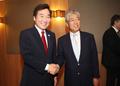 韓国首相 JOC会長と面会