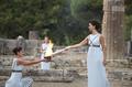平昌冬季五輪聖火 ギリシャで採火式