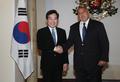 PM coréen et bulgare