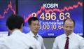 総合株価指数が最高値 2500に迫る