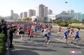 Maratón en Pyongyang
