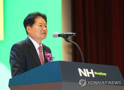검찰, '선거법 위반' 김병원 농협회장에 징역 1년 구형
