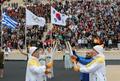 La antorcha olímpica para los JJ. OO. de PyeongChang