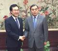 韓中首席代表が北核問題協議
