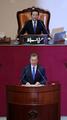 Moon pronuncia un discurso sobre el estado de la nación
