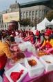 Se inicia el festival del 'kimchi' en Seúl