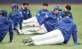 アジアプロ野球CSに向け調整