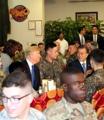 韓米大統領が在韓米軍基地を訪問