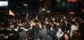 「NOトランプ」 ソウルで抗議集会
