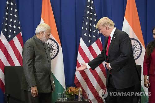 """中, 美 '인도·태평양 전략'에 강력 반발…""""중국봉쇄 의도 다분"""""""