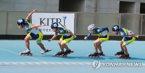 안이슬, 전국 롤러경기대회 2관왕으로 대회 MVP