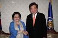 PM et ancienne présidente indonésienne
