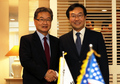 Nuke envoys of S. Korea, U.S. meet