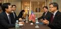 Envoyés nucléaires sud-coréen et américain